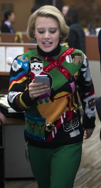 Office Christmas Party – Die Verschwörer – Mary Winetoss – Pullover