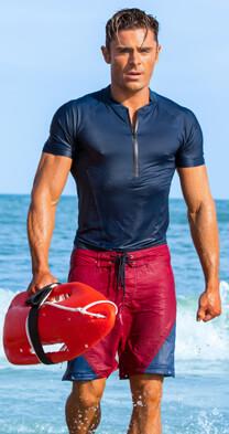 Baywatch – Der sicherste Strand der Welt – Matt Brody – Badeshorts