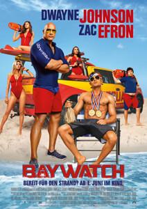 Outfits aus dem Film Baywatch - Filmplakat