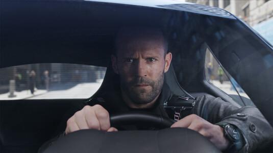 Fast & Furious 8 – Deckhard Shaw – Deckhard Shaw – Uhr