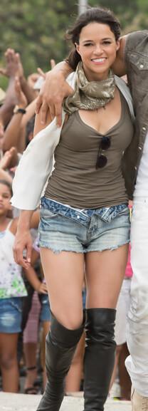 Fast & Furious 8 – Wieder vereint – Letty Ortiz – Shorts