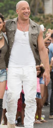 Fast & Furious 8 – Wieder vereint – Dominic Toretto – Weste