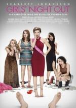 Outfits aus dem Film Girls Night Out - Filmplakat