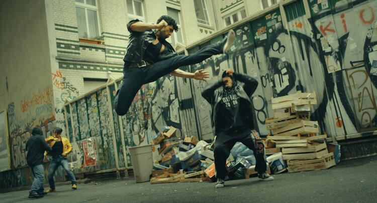Plan B – Streetfight! – Can Aydin – Gürtel
