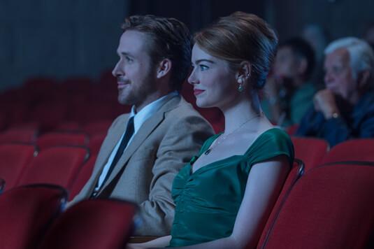 LA LA LAND – Date im Kino – Mia – Ohrringe