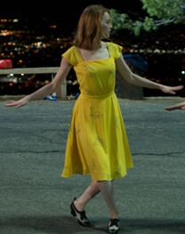 LA LA LAND – Tanzen unter den Sternen – Mia – Kleid