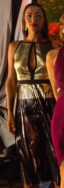 Baywatch – Hübsche Begleitung – Stephanie Holden – Kleid