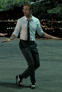 LA LA LAND – Tanzen unter den Sternen – Sebastian Wilder – Krawatte