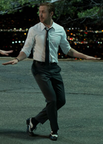 LA LA LAND – Tanzen unter den Sternen – Sebastian Wilder – Hemd