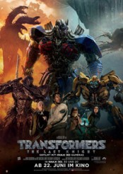 Transformers 5 – The Last Knight - Filmplakat