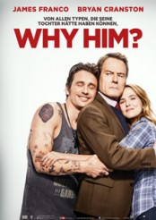 Why Him? - Filmplakat