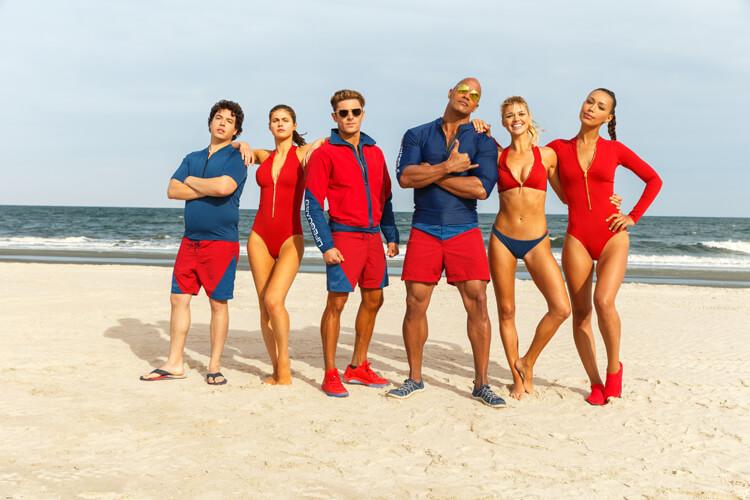 Baywatch – Das Team