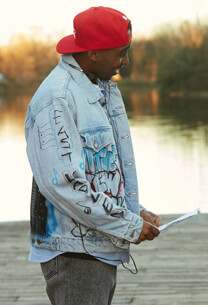 All Eyez On Me – Tiefe Freundschaft – Tupac Shakur – Cap