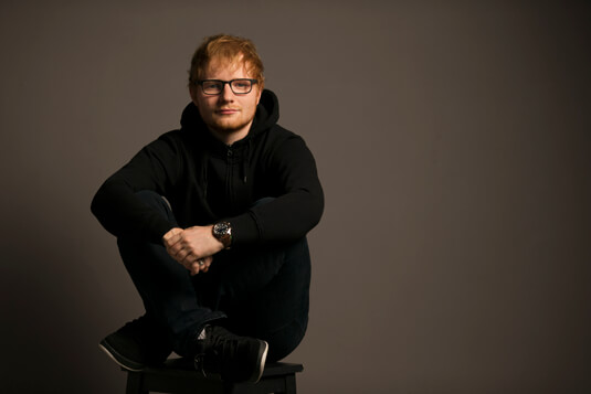 Divide – Very British – Ed Sheeran – Brille