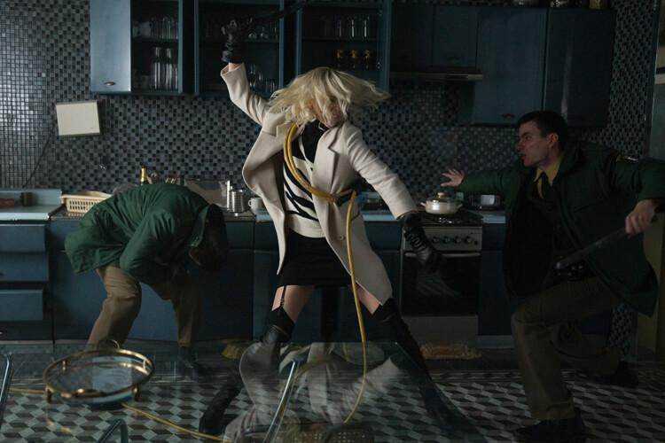 Atomic Blonde – Nahkampfexpertin