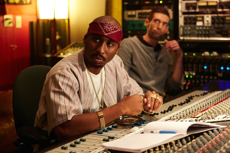 All Eyez On Me – Im Studio