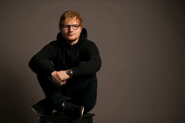 Ed Sheeran – Divide – Very British