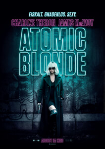 Atomic Blonde - Filmplakat