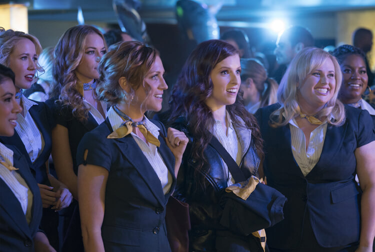 Pitch Perfect 3 – Die Barden Bellas im traditionellen Style