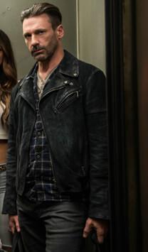 Baby Driver – Ein Aufzug voller Ganoven – Buddy – Jacke