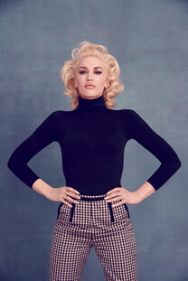 Gwen Stefani – This is what the truth feels like – Gwen Stefani – Gwen Stefani im Vintage-Style – Pullover