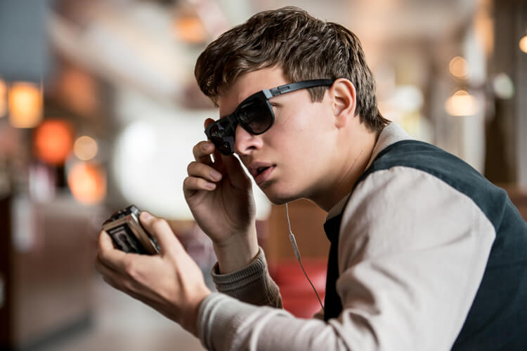 Baby Driver – Baby