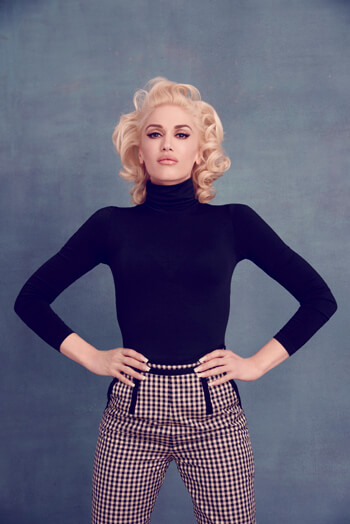 Gwen Stefani – This is what the truth feels like – Gwen Stefani im Vintage-Style