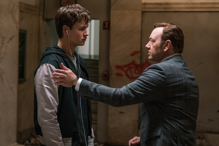 Baby Driver – Versteckte Drohung