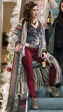 Bad Moms 2 – Shopping 2.0 – Carla – Stiefeletten