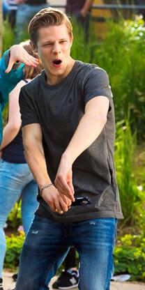Fack Ju Göhte 3 – Schülerstreich – Danger – T-Shirt