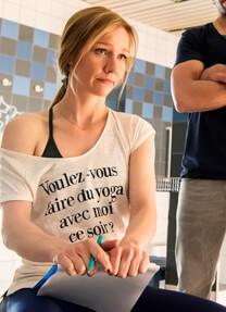 Fack Ju Göhte 3 – Ernstes Gespräch – Biggi Enzberger – T-Shirt