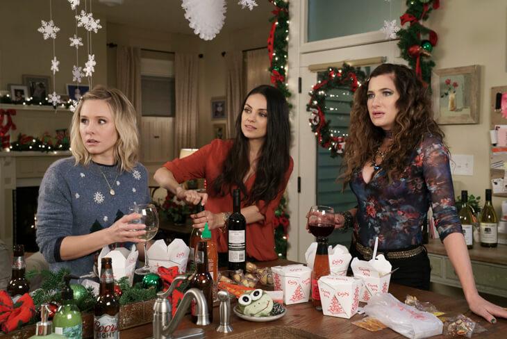 Bad Moms 2 – Fast Food statt Weihnachtsgans