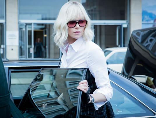 Atomic Blonde – Taffer Style – Lorraine Broughton – Uhr
