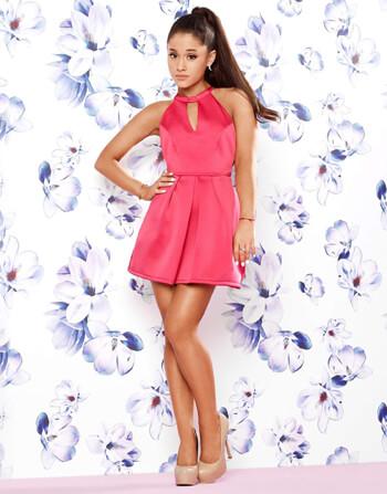 Ariana Grande – Fotoshooting für Lipsy – Arianas eigene Kollektion
