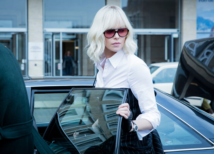 Atomic Blonde – Tougher Style