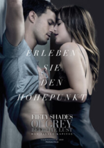 Outfits aus dem Film Fifty Shades of Grey 3- Befreite Lust - Filmplakat