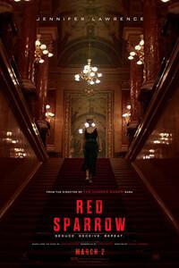 Red Sparrow - Filmplakat