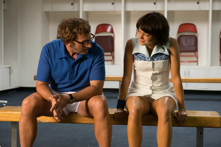 Battle of the Sexes – Herausforderung angenommen