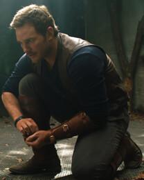 Jurassic World – Das gefallene Königreich – Vorsichtige Annäherung – Owen Grady – Boots