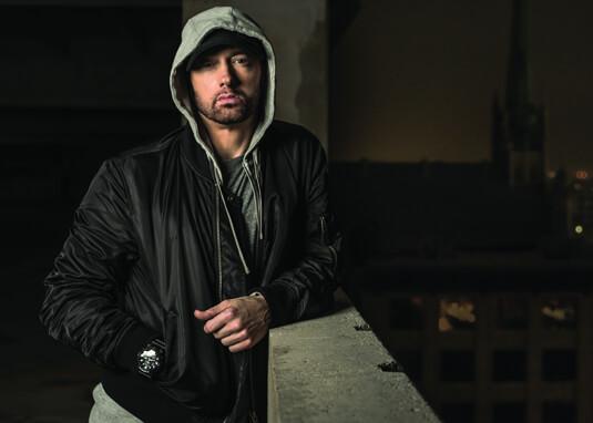 Eminem – Neues Album Revival – Comeback 2017 – Eminem – Uhr