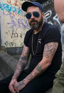 Sido – Fotoshooting für Royal Bunker – Neues Album mit Kool Savas – Sido – Cap