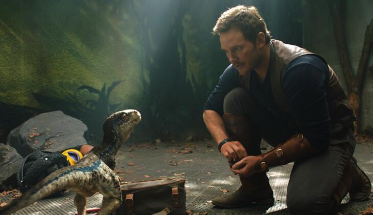 Jurassic World – Das gefallene Königreich – Vorsichtige Annäherung