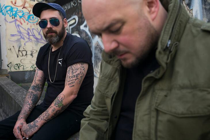 Sido – Fotoshooting für Royal Bunker – Neues Album mit Kool Savas