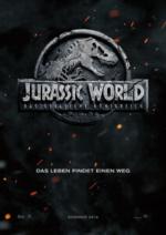 Outfits aus dem Film Jurassic World - Das gefallene Königreich - Filmplakat