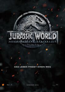 Jurassic World 2 – Das gefallene Königreich - Filmplakat