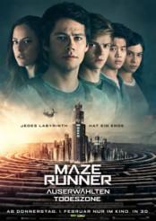 Maze Runner 3 – Die Auserwählten in der Todeszone - Filmplakat