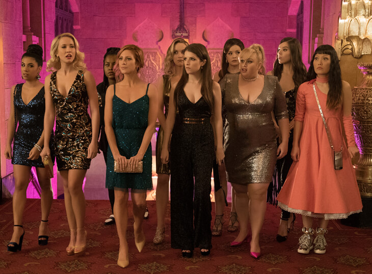 Pitch Perfect 3 – Sexy Party-Looks