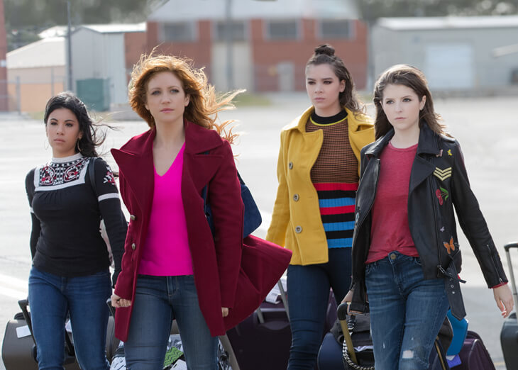 Pitch Perfect 3 – Entschlossene Blicke