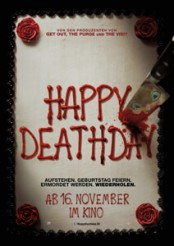 Happy Deathday - Filmplakat