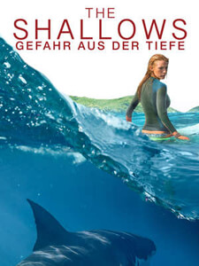 Outfits aus dem Film The Shallows - Filmplakat